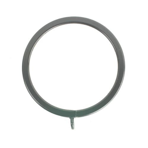 FLAT LINED RINGS 1 BLACK (10 PER PACK)
